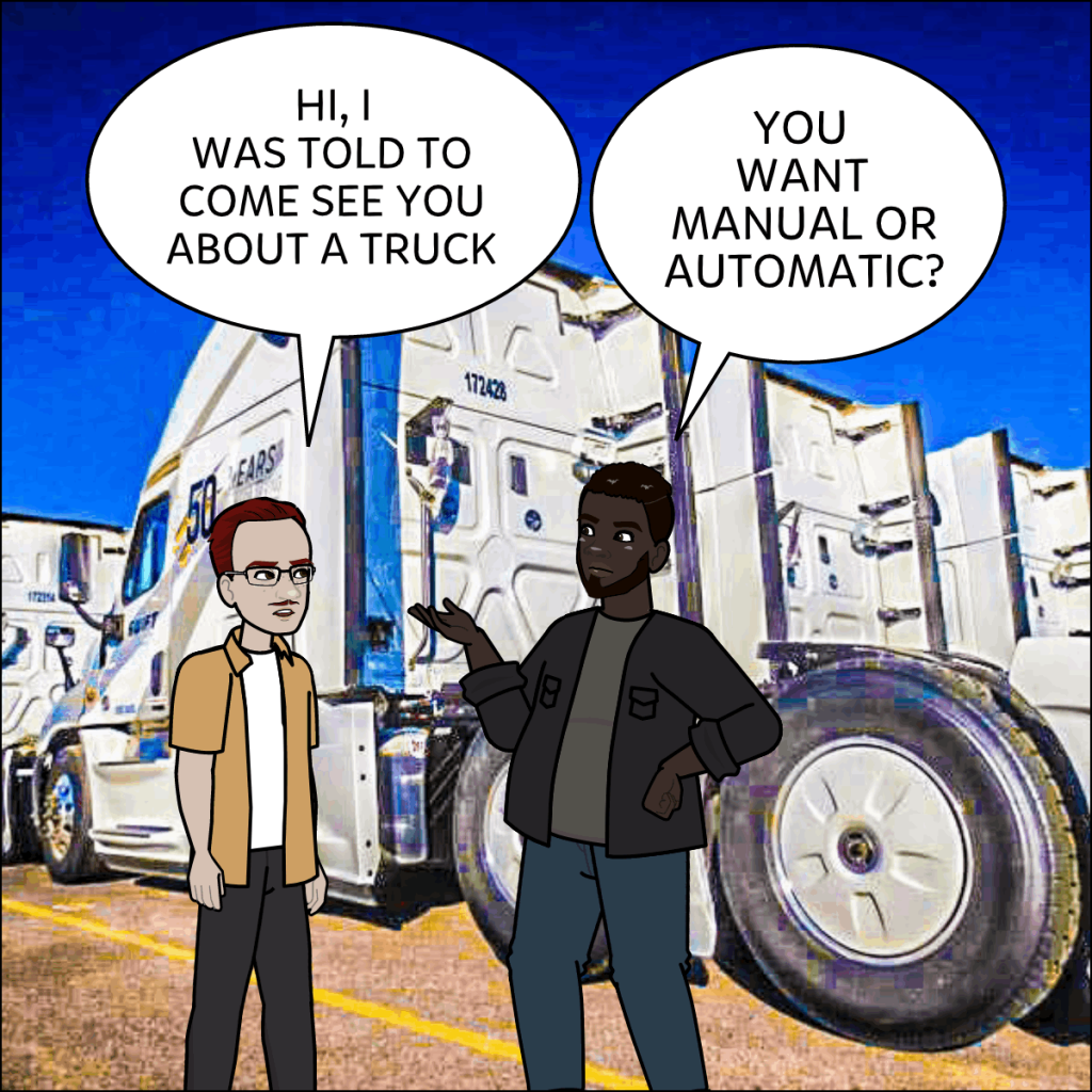 funny trucking adventures