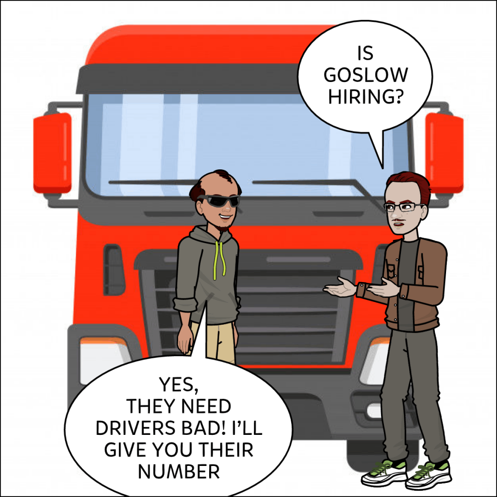 IS YOUR COMPANY HIRING
